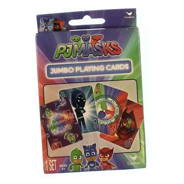 Game: PJ Masks Jumbo Playing Cards for Sale on Swap.com