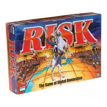 Game: Risk: The Game of Global Domination (1998) for Sale on Swap.com