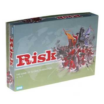 Game: Risk: The Game of Global Domination (2003) for Sale on Swap.com