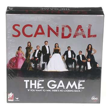 Game: Scandal Game for Sale on Swap.com