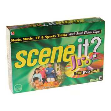 Game: Scene It? The DVD Game for Sale on Swap.com