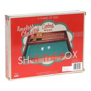 Game: Shut The Box for Sale on Swap.com