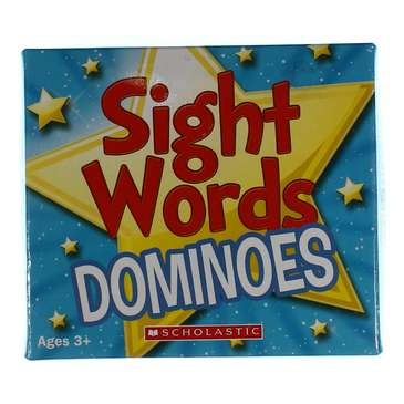 Game: Sight Words Dominoes for Sale on Swap.com