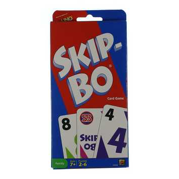 Game: SKIP BO Card Game [] for Sale on Swap.com