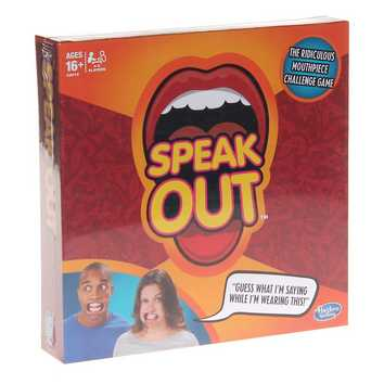 Game: Speak Out Game for Sale on Swap.com