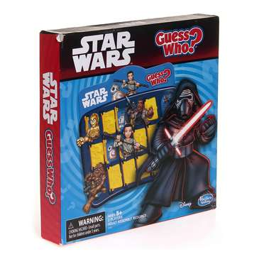 Game: Star Wars Guess Who? Game for Sale on Swap.com