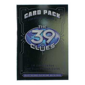 Game: The 39 Clues for Sale on Swap.com