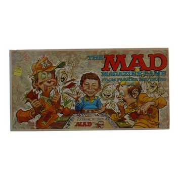 Game: The Mad Magazine Game for Sale on Swap.com