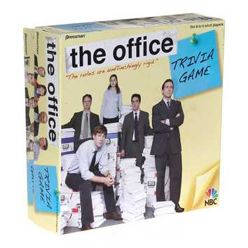 Game: The Office Trivia Game for Sale on Swap.com