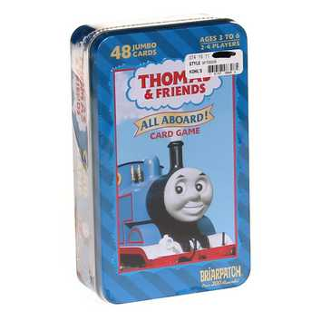 Game: Thomas & Friends: All Board! Card Game for Sale on Swap.com