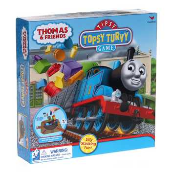 Game: Thomas Topsy Turvy Game for Sale on Swap.com