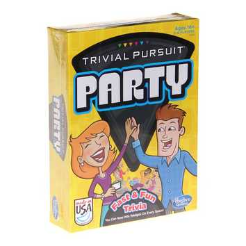 Game: Trivial Pursuit Party Game for Sale on Swap.com