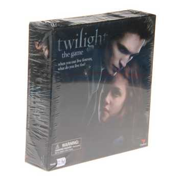 Game: Twilight for Sale on Swap.com