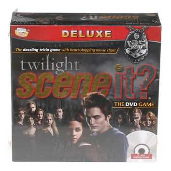 Game: Twilight Scene It? Dvd Interactive Board Game for Sale on Swap.com