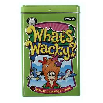 Game: What's Wacky? for Sale on Swap.com