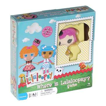 Game: Where is LaLaLoopsy? Game for Sale on Swap.com
