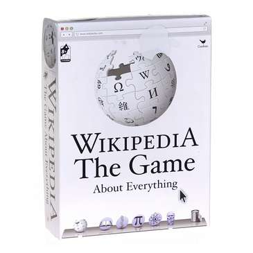 Game: Wikipedia Game by Cardinal for Sale on Swap.com