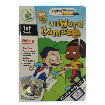 Game: Wild Word Games for Sale on Swap.com