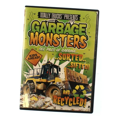 Garbage Monsters at up to 95% Off - Swap.com