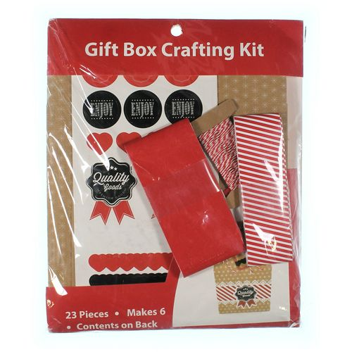 Gift Box Crafting Kit at up to 95% Off - Swap.com