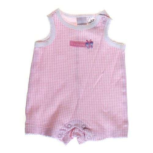 Small Wonders Gingham Bodysuit in size NB at up to 95% Off - Swap.com
