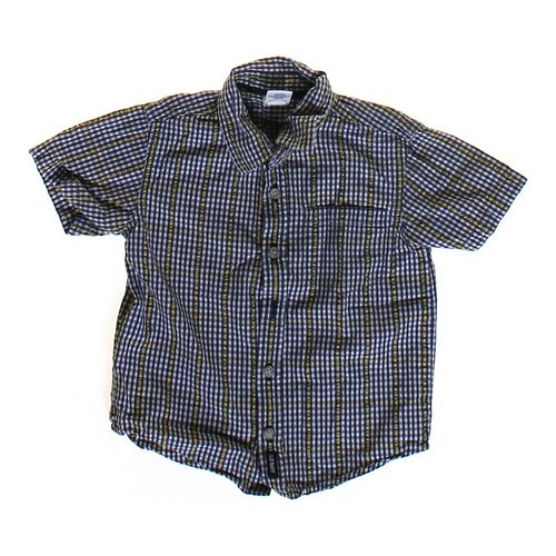 Old Navy Gingham Button-up Shirt in size 3/3T at up to 95% Off - Swap.com