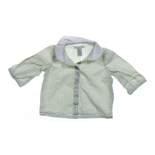 Pottery Barn Kids Gingham Button-up Shirt in size 3 mo at up to 95% Off - Swap.com