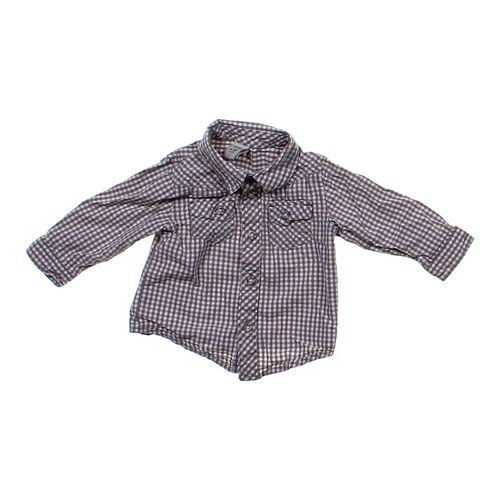 Old Navy Gingham Shirt in size 6 mo at up to 95% Off - Swap.com