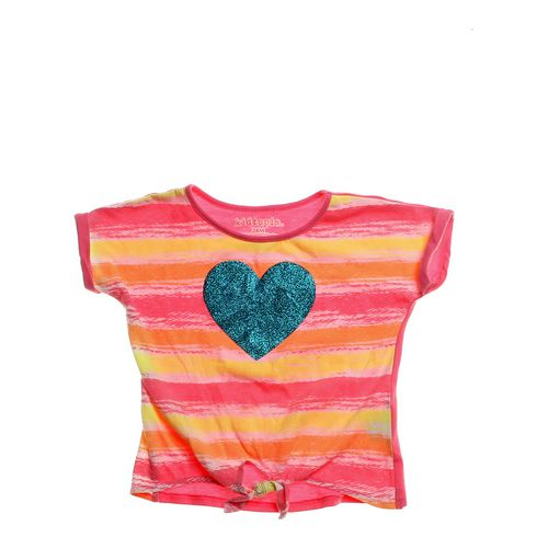 Kidtopia Glittering Heart Shirt in size 24 mo at up to 95% Off - Swap.com