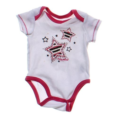 Baby Phat Glittery Bodysuit in size 6 mo at up to 95% Off - Swap.com