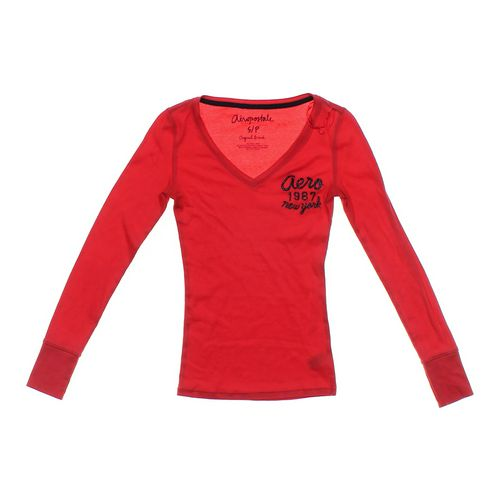 Aéropostale Glittery Shirt in size JR 3 at up to 95% Off - Swap.com