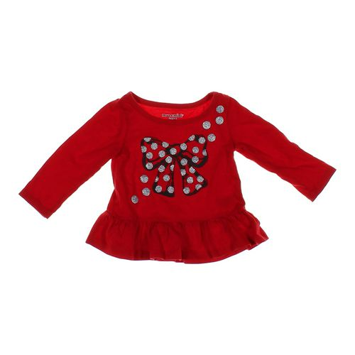 Max & Mini Glittery Shirt in size 12 mo at up to 95% Off - Swap.com