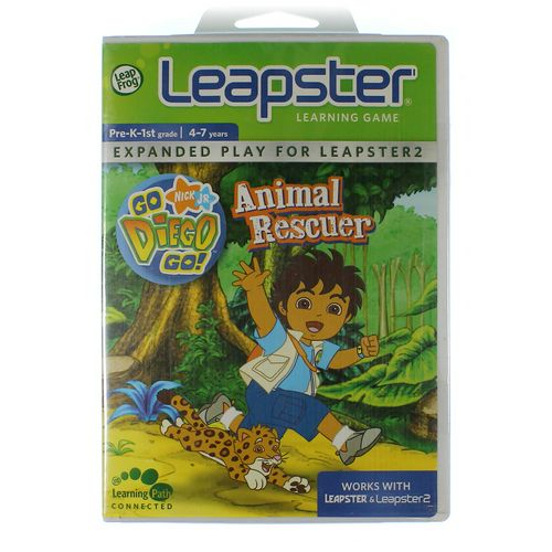 LeapFrog Go Diego Go! Animal Rescuer at up to 95% Off - Swap.com