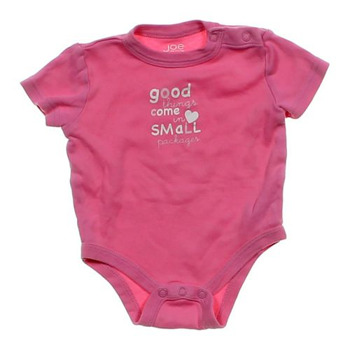 Joe Fresh GOOD THINGS Bodysuit in size 3 mo at up to 95% Off - Swap.com