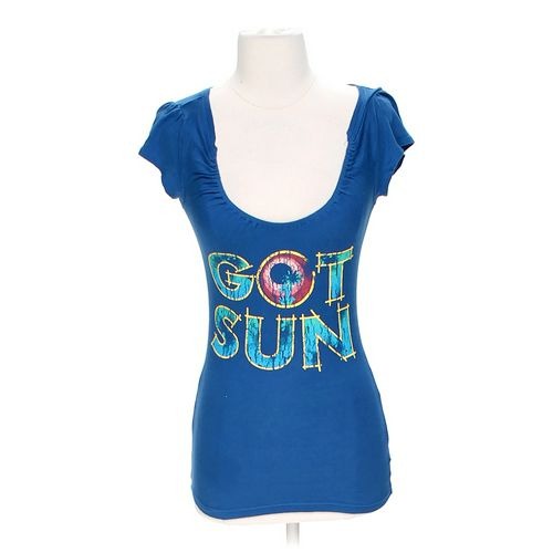 """Arizona """"Got Sun"""" Shirt in size S at up to 95% Off - Swap.com"""