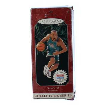 Grant Hill Holiday Ornament for Sale on Swap.com