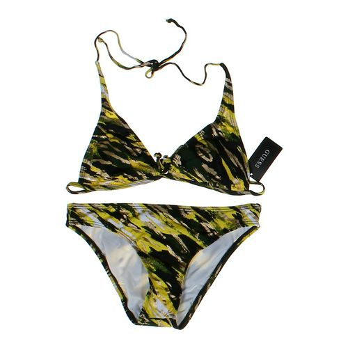 GUESS Graphic Bikini in size XS at up to 95% Off - Swap.com