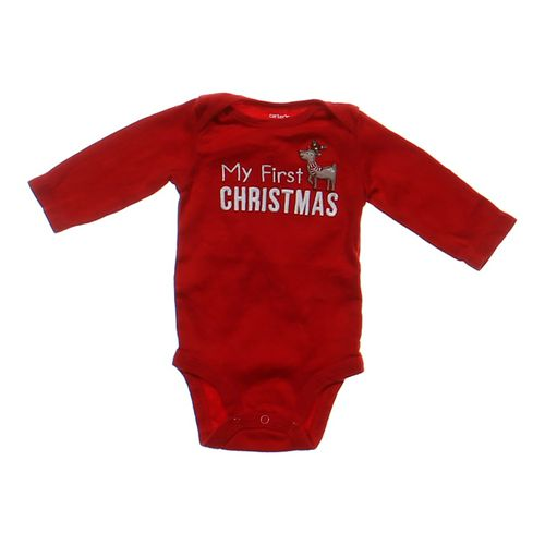 Carter's Graphic Bodysuit in size 3 mo at up to 95% Off - Swap.com