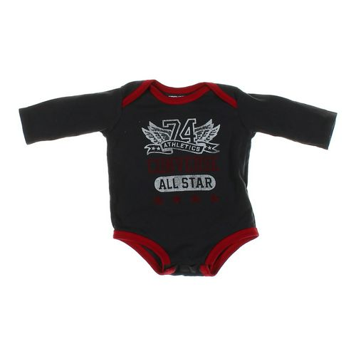 Converse Graphic Bodysuit in size 3 mo at up to 95% Off - Swap.com
