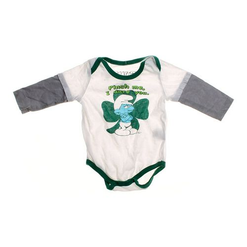 The Smurfs Graphic Bodysuit in size 6 mo at up to 95% Off - Swap.com