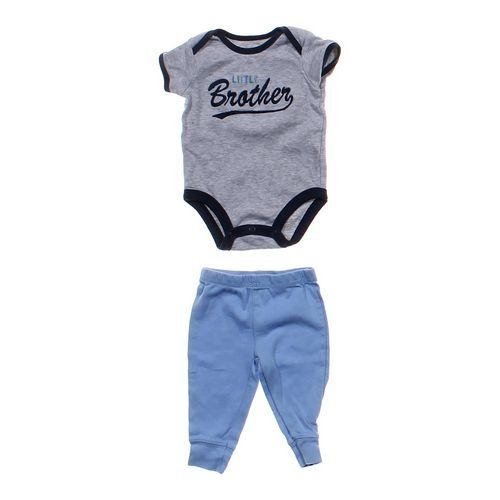 Carter's Graphic Bodysuit & Pants Outfit in size 3 mo at up to 95% Off - Swap.com