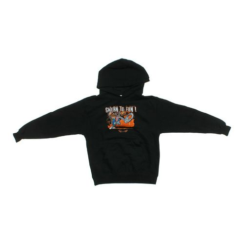Rev'n Graphic Hoodie in size 6 at up to 95% Off - Swap.com