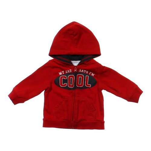 First Impressions Graphic Hoodie Jacket in size 6 mo at up to 95% Off - Swap.com