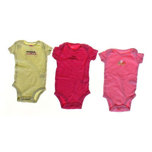 Carter's Graphic & Logo Bodysuit Set in size 3 mo at up to 95% Off - Swap.com