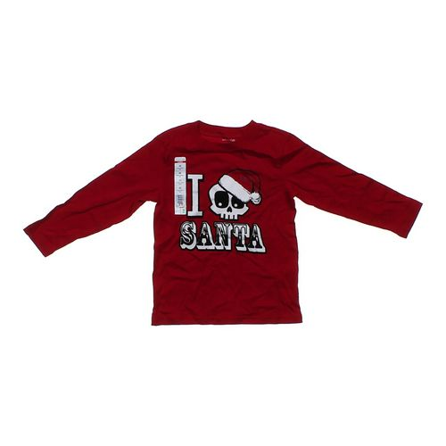 WonderKids Graphic Long Sleeve in size 4/4T at up to 95% Off - Swap.com