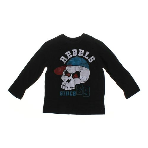 The Children's Place Graphic Long Sleeve Shirt in size 4/4T at up to 95% Off - Swap.com