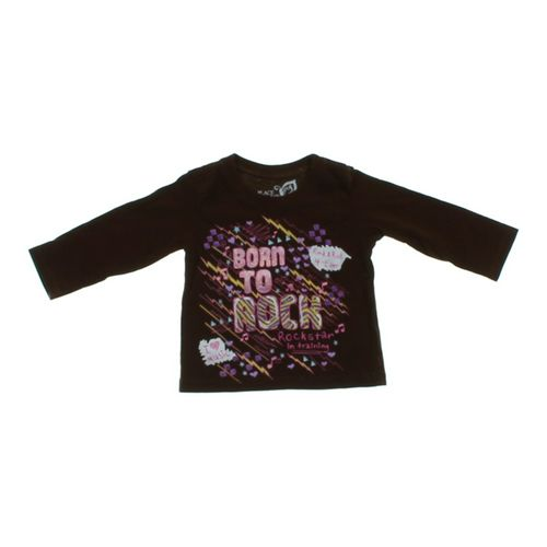 The Children's Place Graphic Long Sleeve Shirt in size 6 mo at up to 95% Off - Swap.com