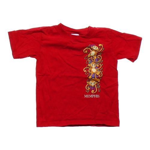 Anvil Graphic Memphis Tee in size 3/3T at up to 95% Off - Swap.com