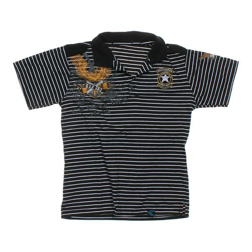 Graphic Polo in size 14 at up to 95% Off - Swap.com