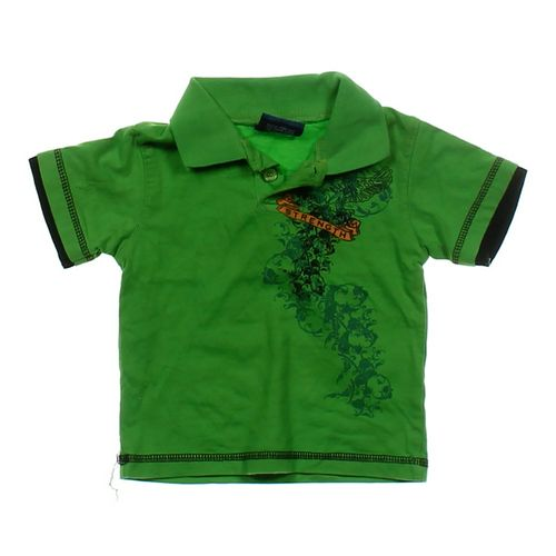 Urban Extreme Graphic Polo in size 18 mo at up to 95% Off - Swap.com